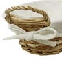 Picture of Split Willow Lined Bread Basket