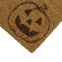 Picture of Personalised Halloween Laser Coir -Pumpkin 40x60cm