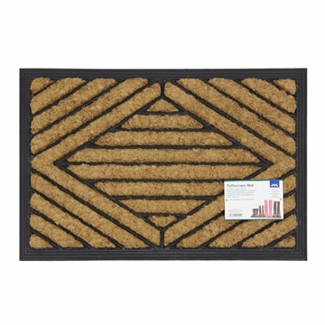Picture of Rubber Coir Tuffscrape Door Mat, 40 x 60 cm