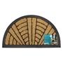 Picture of Comfort Halfmoon Coir Doormat 40x70cm