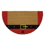 Picture of Personalised Christmas Stenciled Coir - Santa Belt  40x70cm