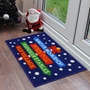 Picture of Christmas Machine Washable Mat  - Workshop 40x60cm