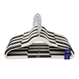 Picture of 60PK Plastic Clothing Hangers - Assorted Black/White