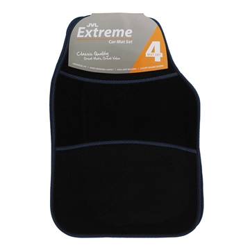 Picture of Extreme - Universal 4 Piece Car Mat Set