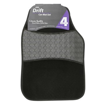 Picture of Drift - Universal 4 Piece Car Mat Set