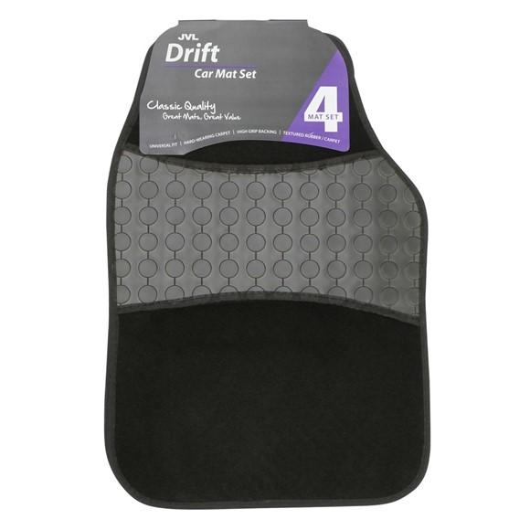 Picture of Drift - Universal 4 Piece Car Mat Set