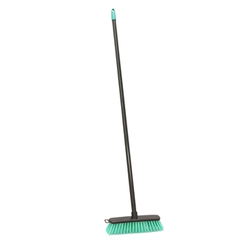 Picture of Outdoor Broom - Turquoise
