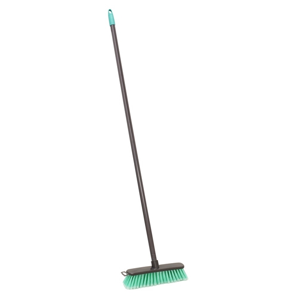 Picture of Indoor Broom - Turquoise