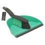 Picture of Dustpan and Brush Set - Turquoise