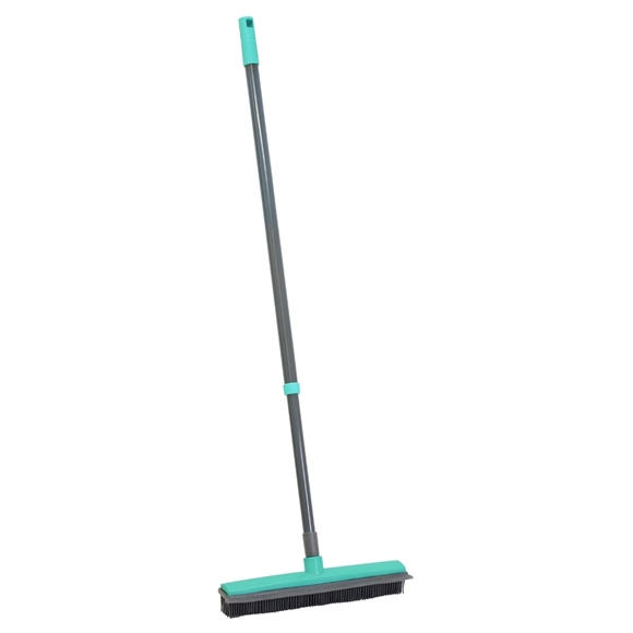 Picture of Extendable Rubber Broom - Grey
