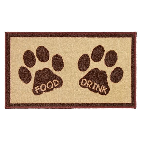 Picture of I Love My Dinner Pet Mat 40x70cm
