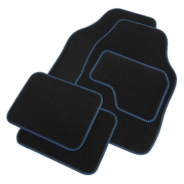 Picture of Tailored Trim 4 Piece Car Mat Set - Carpet
