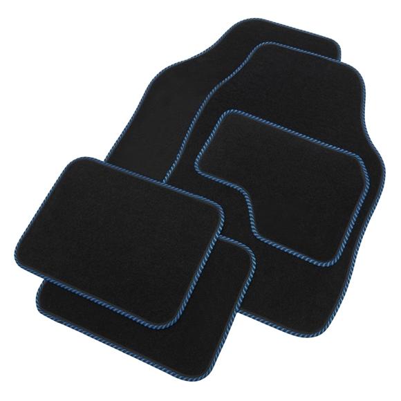 Picture of Tailored Trim 4 Piece Car Mat Set - Carpet