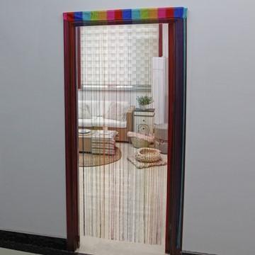 Picture of Rainbow String Door Curtain