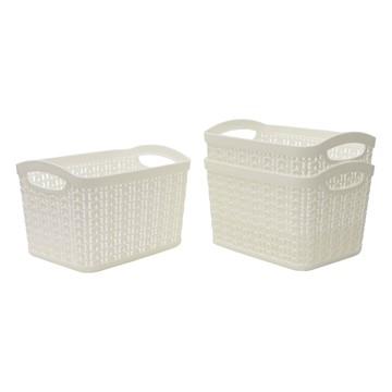 Picture of Set of 3 1.5L Loop Storage Baskets