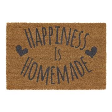 Picture of Happiness Latex Coir Doormat 40x60cm