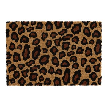 Picture of Leopard Latex Coir Doormat 40x60cm
