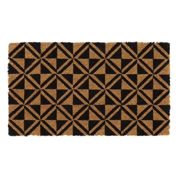 Picture of Patterned Latex Coir Doormat 40x70cm
