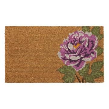 Picture of Flower Coir Doormat 40x70cm