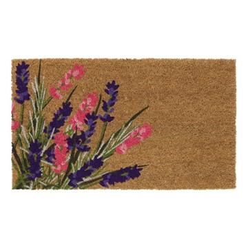 Picture of Lavender Latex Coir Doormat 40x70cm