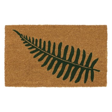Picture of Fern Latex Coir Doormat 45x75cm