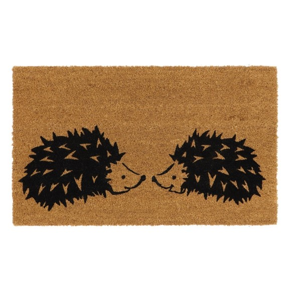Picture of Hedgehog Latex Coir Doormat 45x75cm