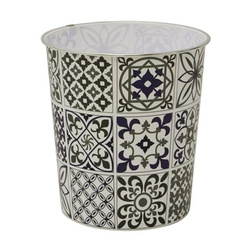 Picture of 9L Mosaic Waste Paper Bin