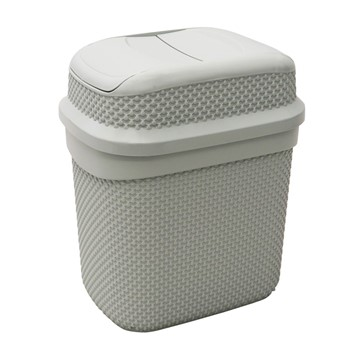 Picture of 11L Droplette Push Top Bin