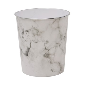 Picture of 9L Marble Waste Paper Bin