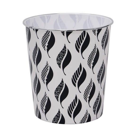 Picture of 9L Leaves  Waste Paper Bin