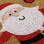 Picture of Christmas Coir - Santa 40x60cm